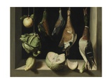 Still Life with Game Fowl, 1600-03 Giclee Print by Juan Sanchez Cotan