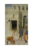 The Beheading of Saint John the Baptist, 1455-60 Giclee Print by Giovanni di Paolo