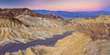 Usa, California, Death Valley National Park, Zabriskie Point Photographic Print by Alan Copson