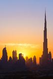 United Arab Emirates, Dubai Photographic Print by Gavin Hellier