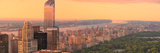 Usa, East Coast, New York, Manhattan, View from Top of the Rock Photographic Print by Christian Heeb