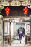 Tuanshan Historical Village, Yunnan, China Photographic Print by Nadia Isakova