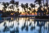 Cuba, Varadero, Swimming Pool at Paradisus Hotel Photographic Print by Jane Sweeney