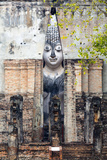 South East Asia, Thailand, Central Thailain, Phitsanulok, Sukhothai Photographic Print by Alex Robinson