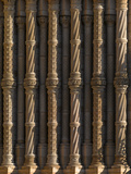 Column Detail, Natural History Museum, Kensington and Chelsea, London Photographic Print by Richard Bryant