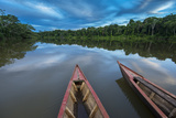 South America, Peru, Amazonia, Manu National Park, UNESCO World Heritage Photographic Print by Christian Heeb