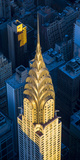 Chrysler Building, Manhattan, New York City, New York, USA Photographic Print by Jon Arnold
