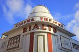 Art Deco Rialto Cinema, Casablanca, Morocco, North Africa Photographic Print by Neil Farrin