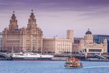 United Kingdom, England, Merseyside Fotoprint av Jane Sweeney