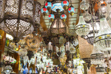 Lights in Store, Dubai Mall, Dubai, United Arab Emirates, Uae Photographic Print by Peter Adams