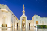 Oman. Muscat Governorate, Muscat Photographic Print by Nick Ledger
