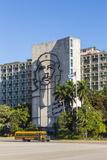 Ministerio Del Interior, Plaza De La Revolucion, Vedado, Havana, Cuba Photographic Print by Jon Arnold