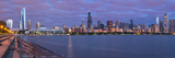 Usa,Illinois, Midwest, Cook County, Chicago, Panorama, Shedd Aquaroium Photographic Print by Christian Heeb