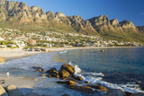 Camps Bay, Cape Town, Western Cape, South Africa Photographic Print by Peter Adams