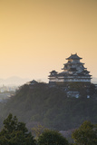 Himeji Castle (Unesco World Heritage Site) at Dawn, Himeji, Kansai, Honshu, Japan Photographic Print by Ian Trower