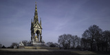 Albert Memorial, Hyde Park, London. Sir Gilbert Scott Photographic Print by Richard Bryant