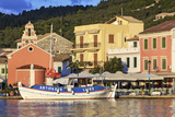 Gaios Harbour, Paxos, the Ionian Islands, Greek Islands, Greece, Europe Photographic Print by Neil Farrin