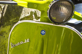 Close Up of Italian Vespa, Italy Photographic Print by Peter Adams