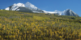 Usa, Colorado, San Juan Mountains in Autumn Photographic Print by Christian Heeb