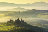 Val D'Orcia - Tuscany, Italy Photographic Print by  ClickAlps