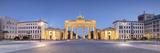 Germany, Deutschland. Berlin. Berlin Mitte. Brandenburg Gate, Brandenburger Tor Photographic Print by Francesco Iacobelli