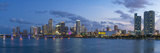 Downtown Miami Skyline, Miami, Florida, USA, North America Photographic Print by Gavin Hellier