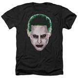 Suicide Squad- Joker Serious Face T-Shirt
