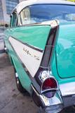 1950s Chevrolet Bel Air, Havana, Cuba Photographic Print by Jon Arnold