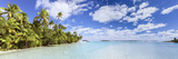 One Foot Island, Aitutaki, Cook Islands, Pacific Islands Photographic Print by Matteo Colombo