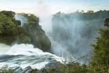 Victoria Falls, Zimbabwe, Africa Photographic Print by Peter Adams