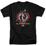 Suicide Squad- Katana On Guard T-shirts