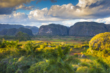 Vinales Valley, Pinar Del Rio Province, Cuba Photographic Print by Jon Arnold