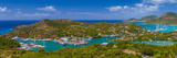 Caribbean, Antigua, English Harbour from Shirley Heights Photographic Print by Alan Copson