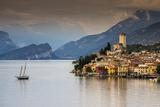 Malcesine, Lake Garda, Veneto, Italy Photographic Print by Stefano Politi Markovina