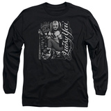 Long Sleeve: Suicide Squad- Harley Quinn Lucky You Long Sleeves