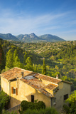 St. Paul De Vence, Alpes-Maritimes, Provence-Alpes-Cote D'Azur, French Riviera, France Photographic Print by Jon Arnold