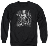 Crewneck Sweatshirt: Suicide Squad- Harley Quinn Lucky You T-shirts