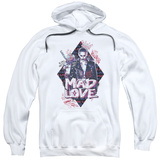Hoodie: Suicide Squad- Mad Love Pullover Hoodie
