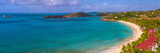 Caribbean, Antigua, Galley Bay, Galley Bay Beach Photographic Print by Alan Copson