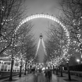 London Eye (Millennium Wheel), South Bank, London, England Photographic Print by Jon Arnold