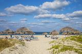 Cuba, Varadero, Varadero Beach Photographic Print by Jane Sweeney