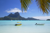 Bora Bora, Society Islands, French Polynesia Photographic Print by Ian Trower