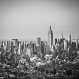 Empire State Building and Manhattan, New York City, New York, USA Photographic Print by Jon Arnold