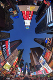 Usa, New York City, Midtown Manhattan, Times Square Photographic Print by Michele Falzone