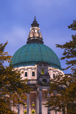 United Kingdom, Northern Ireland, Belfast, City Hall Photographic Print by Jane Sweeney