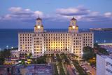 The Historic Hotel Nacional, Vedado, Havana, Cuba Photographic Print by Jon Arnold