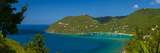 Caribbean, British Virgin Islands, Tortola, Cane Garden Bay Photographic Print by Alan Copson