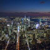Midtown Manhattan, New York City, New York, USA Photographic Print by Jon Arnold