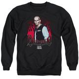Crewneck Sweatshirt: Suicide Squad- Diablo In Flames T-shirts