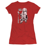 Juniors: Suicide Squad- Harley Just Chillin T-shirts